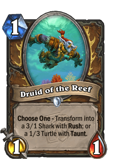 Druid of the Reef Card Image