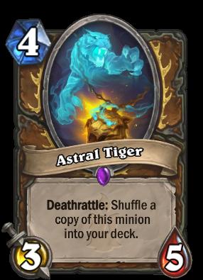 Astral Tiger Card Image