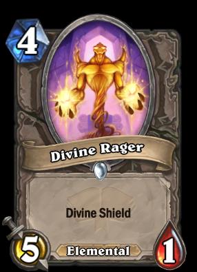 Divine Rager Card Image