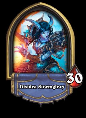 Disidra Stormglory Card Image