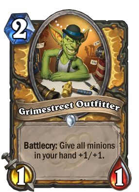 Grimestreet Outfitter Card Image