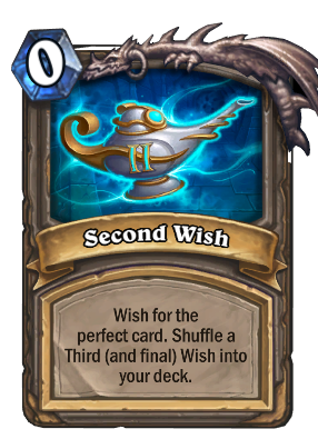 Second Wish Card Image