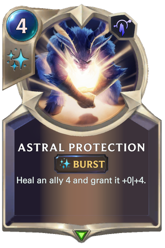 Astral Protection Card Image