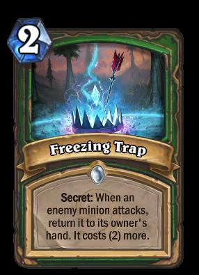 Freezing Trap Card Image