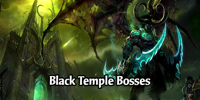Datamined Details on Hearthstone's Black Temple Adventure Boss Fights - 17 Bosses to Fight, Demon Hunter Allies