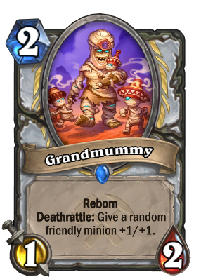 Grandmummy Card Image