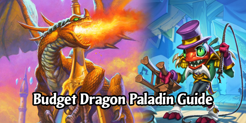 Dragon Paladin Budget Deck List & Guide - Hearthstone Budget Deck Breakdown