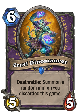 Cruel Dinomancer Card Image