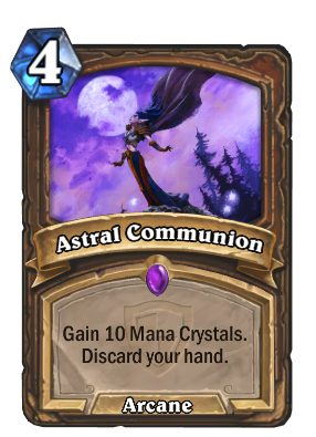 Astral Communion Card Image