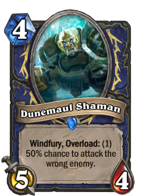 Dunemaul Shaman Card Image