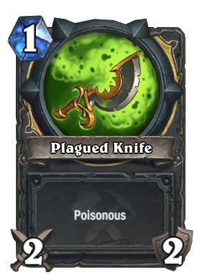 Plagued Knife Card Image