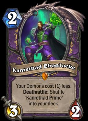 Kanrethad Ebonlocke Card Image