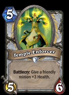 Temple Enforcer Card Image