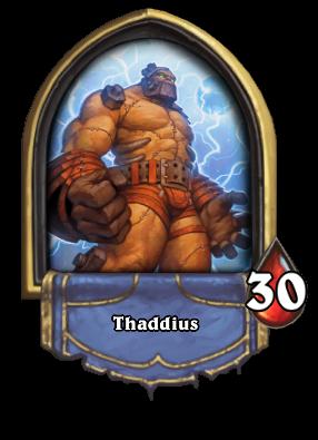 Thaddius Card Image