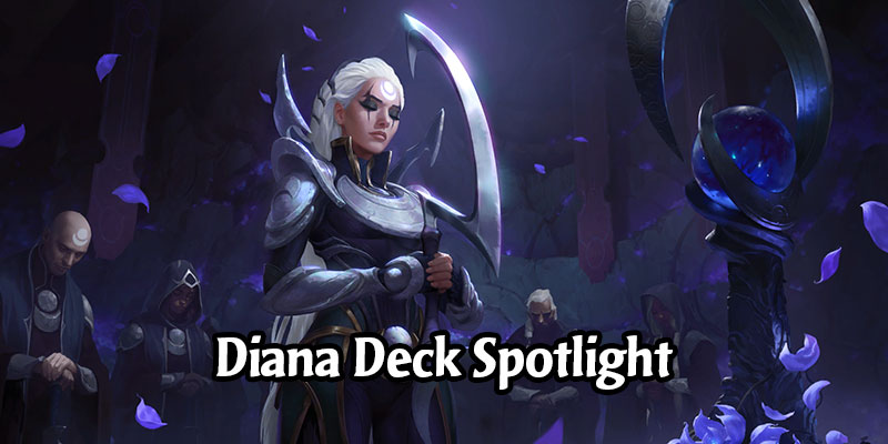 Embrace the Night with These 5 Fierce Diana Decks to Take to Runeterra's Ladder