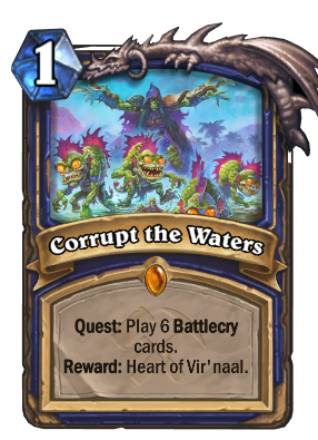 Corrupt the Waters Card Image
