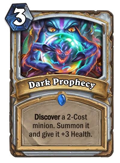 Dark Prophecy Card Image