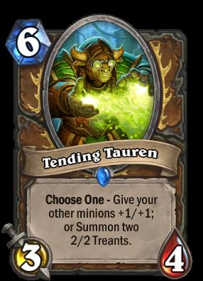 Tending Tauren Card Image