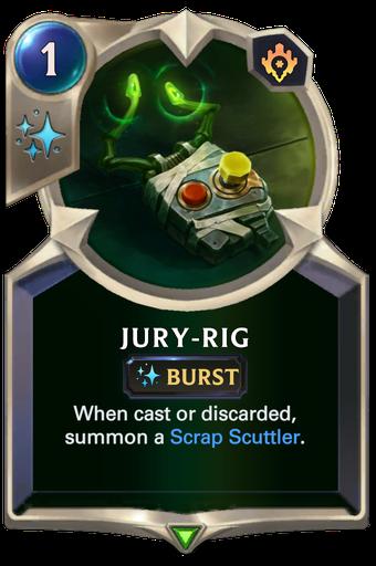 Jury-Rig Card Image