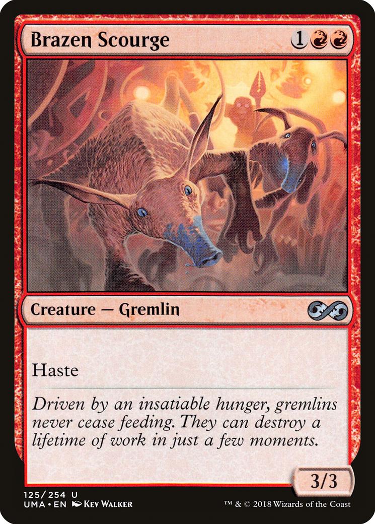 Brazen Scourge Card Image