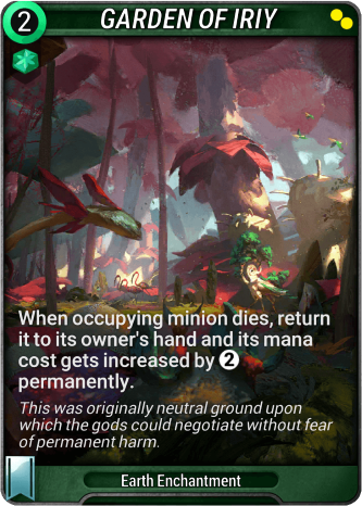 Garden of Iriy Card Image