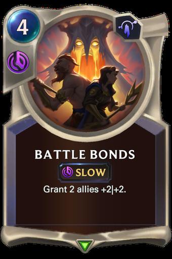 Battle Bonds Card Image