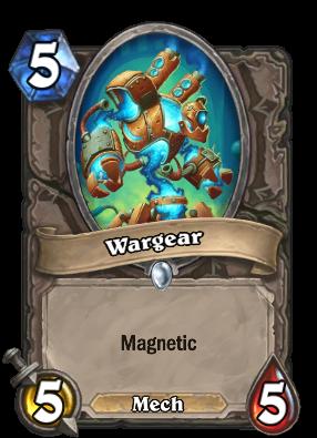 Wargear Card Image