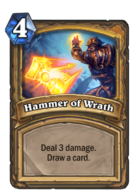 Hammer of Wrath Card Image