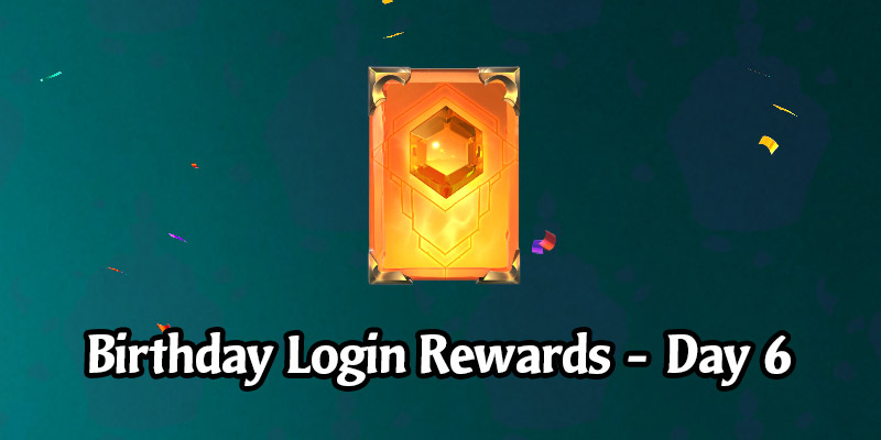 Today's Legends of Runeterra Anniversary Celebration Login Gift is a Champion Wildcard