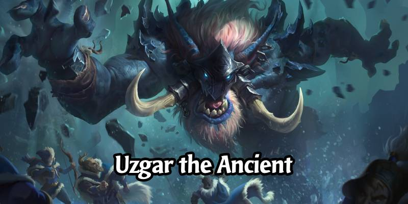 Uzgar the Ancient - Learn More About One of the Oldest Trolls in Trundle's Tribe