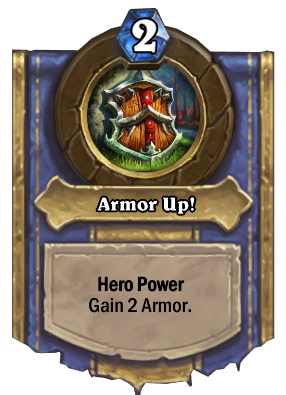 Armor Up! Card Image