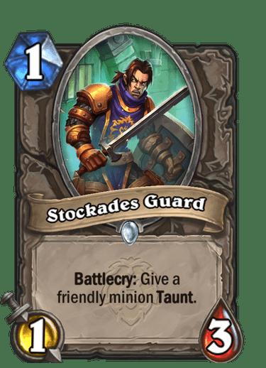 Stockades Guard Card Image