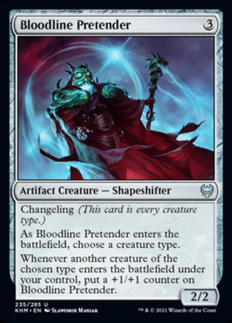 Bloodline Pretender Card Image