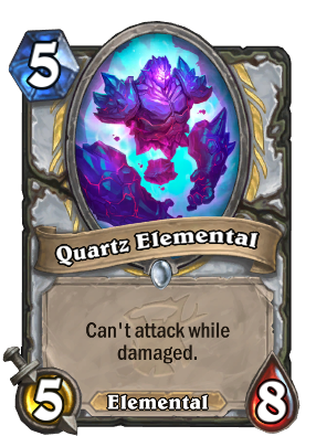 Quartz Elemental Card Image