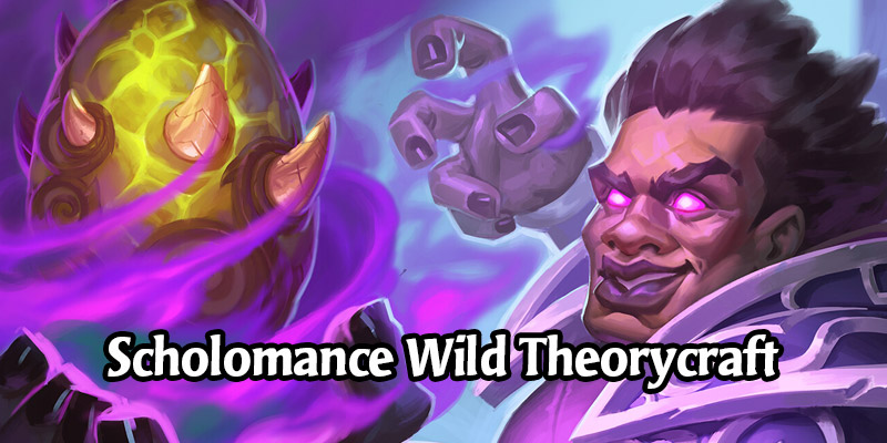 The Best Community Theorycrafted Scholomance Academy Decks for Hearthstone's Wild Format