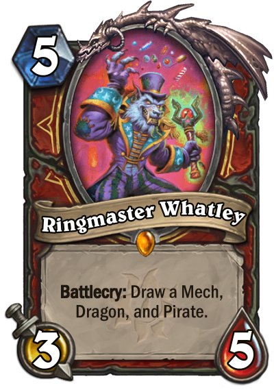 Ringmaster Whatley Card Image