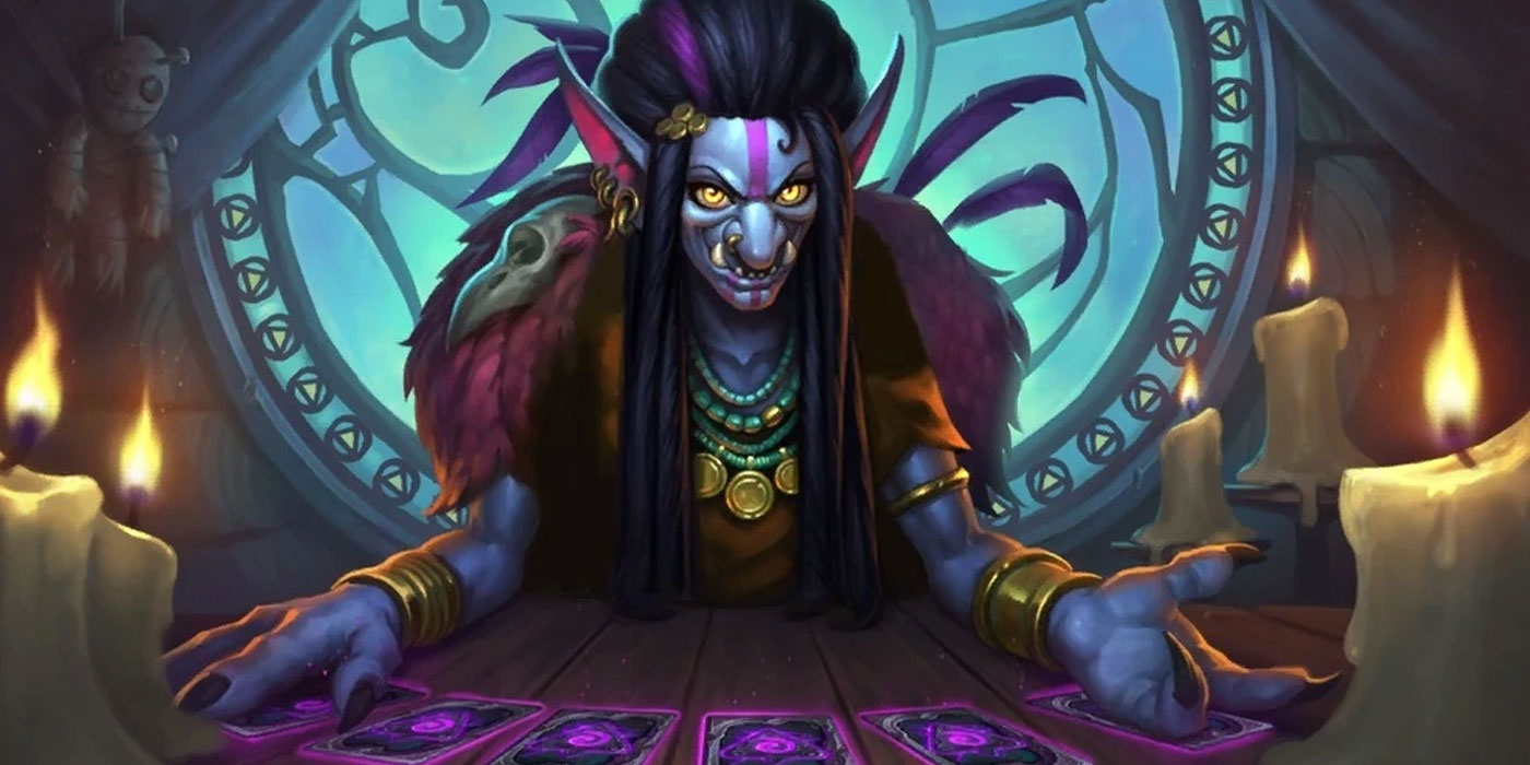 Celebrate Oozefest With a Hearthstone Word Search - Call of Darkness