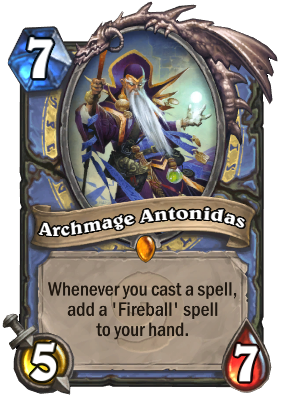 Archmage Antonidas Card Image