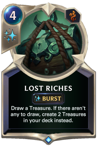 Lost Riches Card Image
