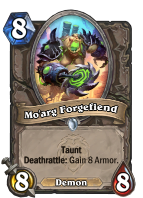 Mo'arg Forgefiend Card Image