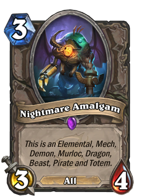 Nightmare Amalgam Card Image